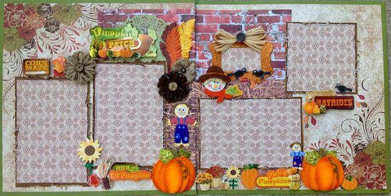 AMAZING GRACE: Pumpkin Patch!