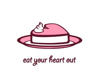 Eat Your Heart Out| BrandCrowd