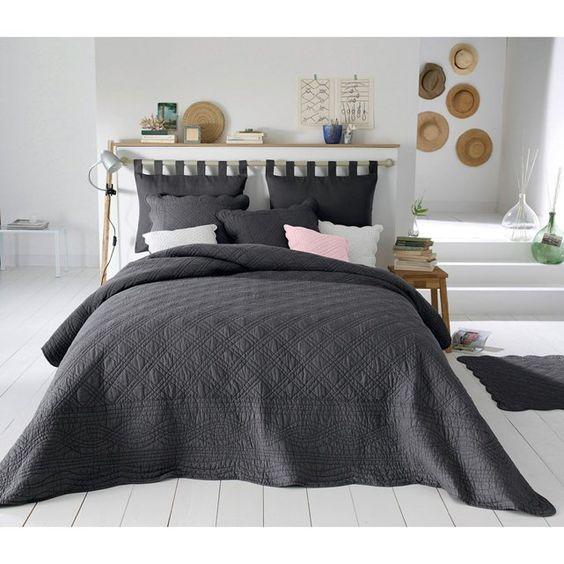 Funda para cabecera lote de 2 dormitorios pinterest - Lienzos para dormitorios ...
