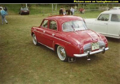 Renault R 1091 Gordini