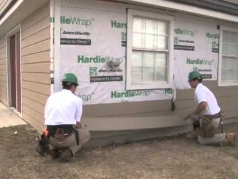 How To Install Fiber Cement Siding Today S Homeowner In 2020 Lap Siding Hardie Plank Cement Siding Installation