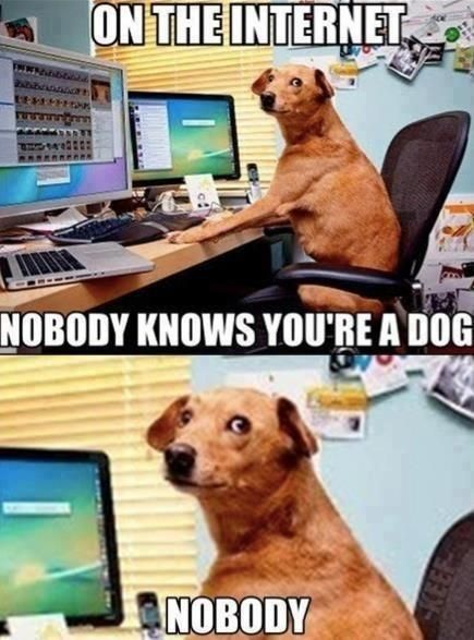 Internet dating...