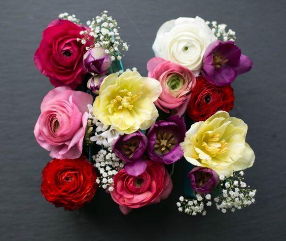 Blumengruß mal anders. Blumen schenken zum Valentinstag, Muttertag, Geburtstag oder einfach für sich selbst.