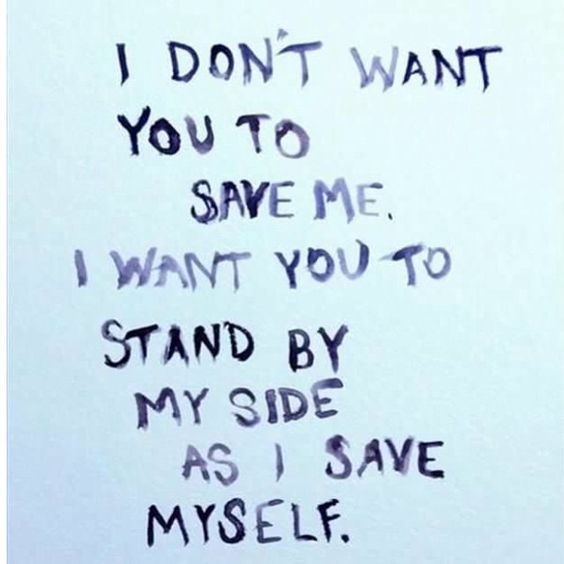 Stand beside me.