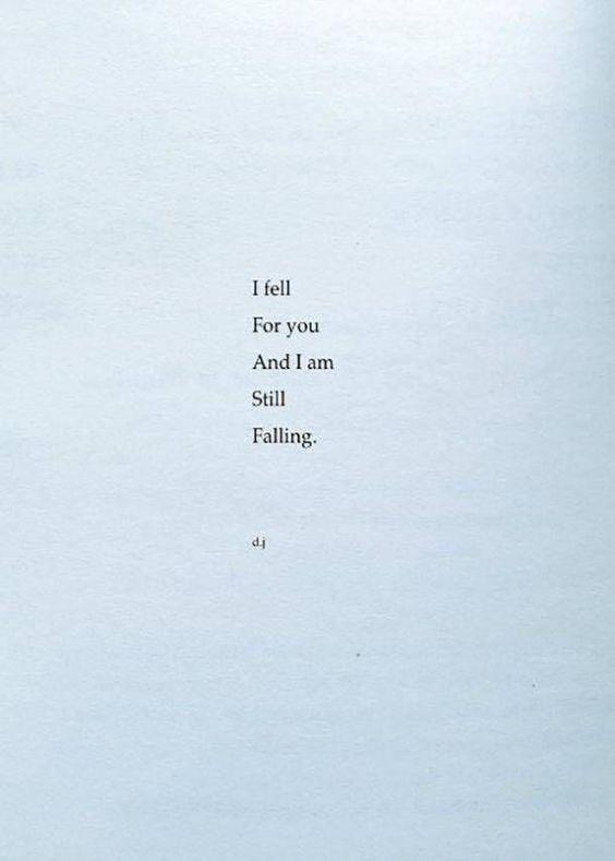 De liefde is heel eng