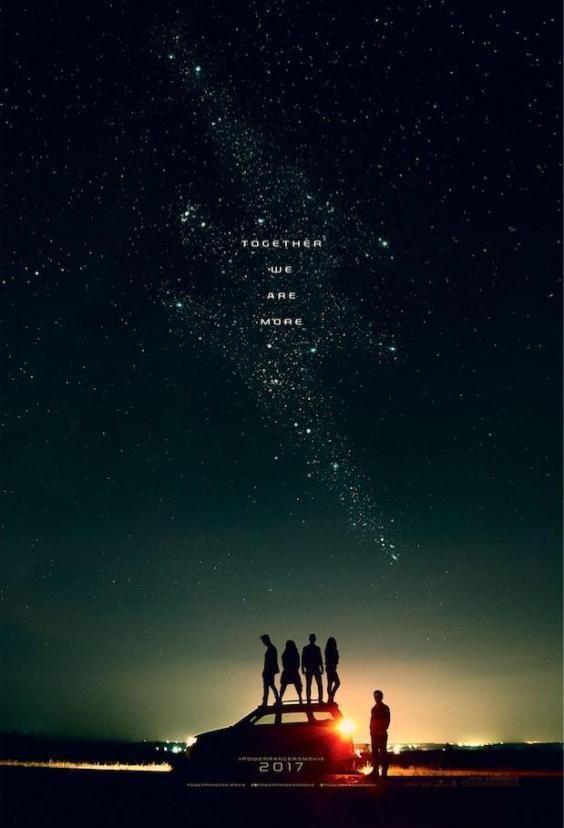 Power Rangers : un poster teaser et Bryan Cranston au casting