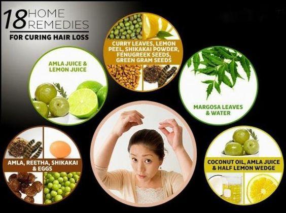 Curing Hair Loss  TipIt #Home #Garden #Trusper #Tip