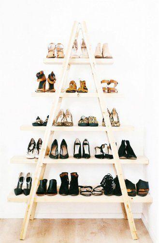 6 ideias criativas para guardar sapatos em espaços pequenos - VIX