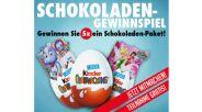 Schoko-Paket Gewinnspiel