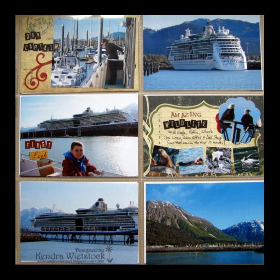 Alaska Project... End of Book #1