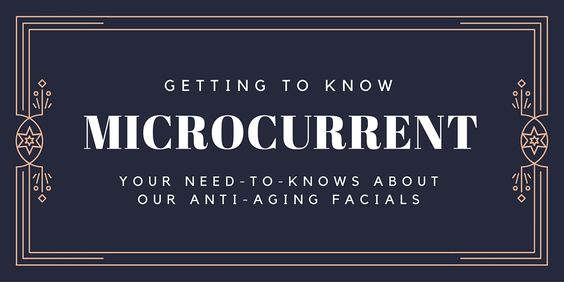 Microcurrent a natural alternative to Botox and also helps to tone & lift facial muscles which ultimately prevents and / or rewinds the signs of aging.