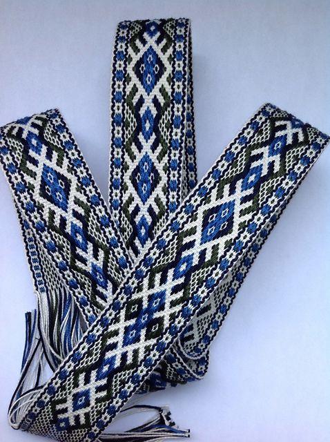 Ravelry: Inkle Loom Weavers