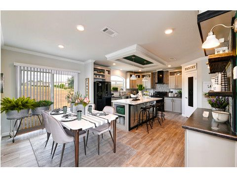 Palm Harbor Vintage Farmhouse Flex In 2020 Modular Home Floor Plans House Floor Plans Modular Floor Plans