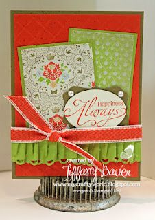 Happiness Always, Stamping 411