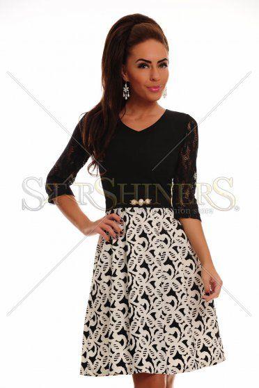 LaDonna Original Essence Black Dress