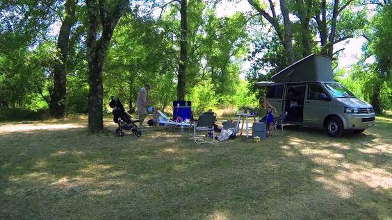Visite virtuelle du camping Indigo Le Moulin en Ardèche
