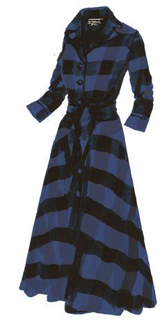 Long-Sleeve 1947 Dress > Dresses | The J. Peterman Company