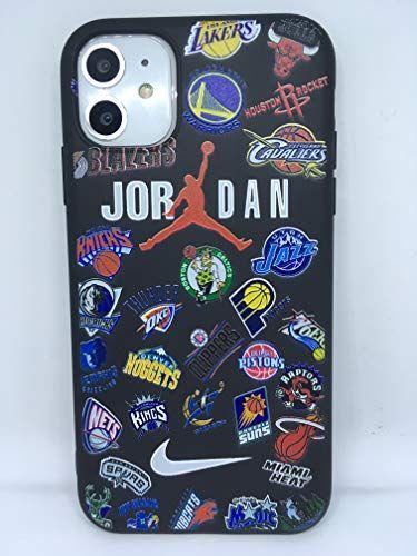 Phone Tattoo Coque pour iPhone 11 Equipes de Basketball en ...