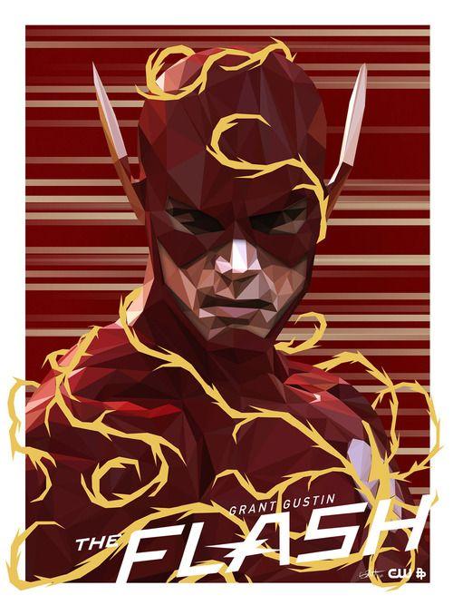 The Flash - Simon Delart