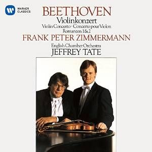 Frank Peter Zimmermann - Beethoven: Violin Concerto. Romances