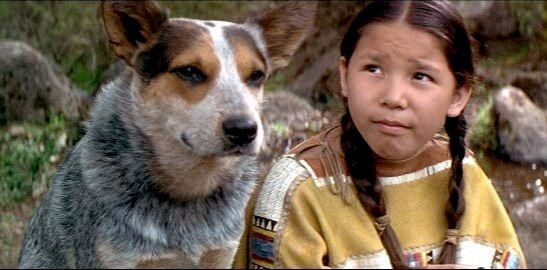 "Zip, from movie ""Last of the Dogmen"""