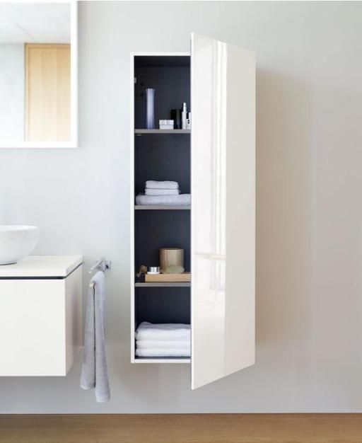 Konsequent Duravit Badezimmer Schrank Kleines Bad Dekorieren