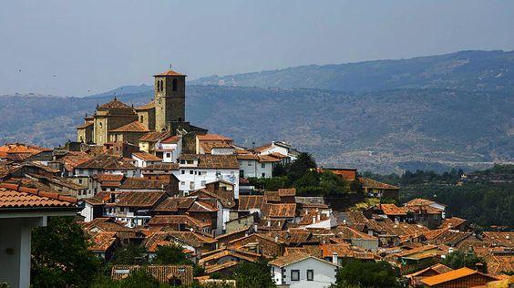 Hervás en #Cáceres #Extremadura