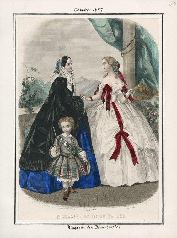 Magasin des Demoiselles, October 1, 1857