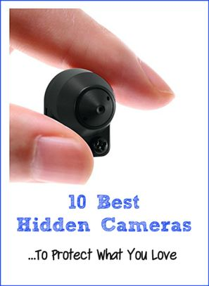 Covert Spy Cameras - Best Hidden Cameras And Tips On Hiding Them