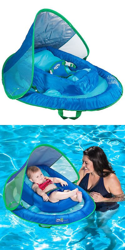 Floats Rafts 145988: Swimways Inflatable Infant Baby Spring ...