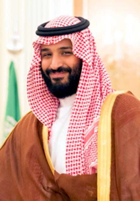 Mohammad Bin Salman Height Weight Age Body Statistics In 2020 Salman Of Saudi Arabia Da Vinci Painting Prince Mohammed