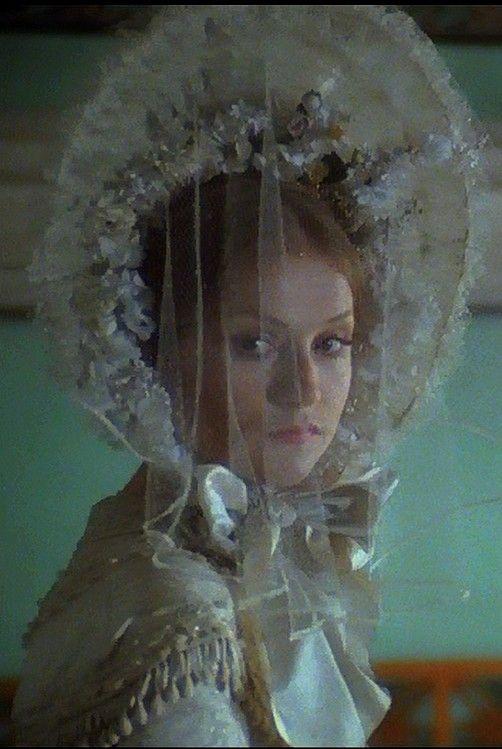"Isabelle Huppert as Marguerite Gautier in ""La Dame aux Camélias"" (1980) My favourite movie of isabelle"