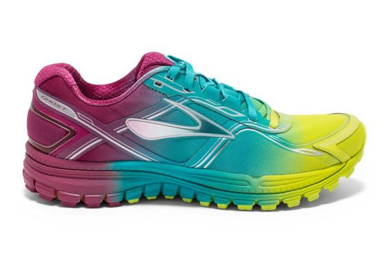 Brooks' Aurora Collection - The Ghost 8 for women.