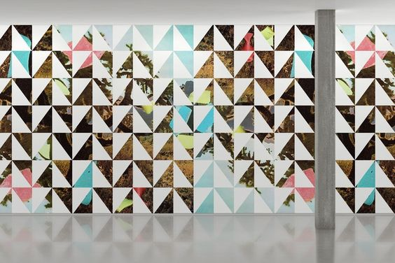 Sublime Kevin Appel's Screen for Maharam