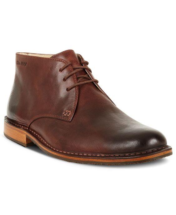 sebago boots tremont chukka boots mens boots macy s
