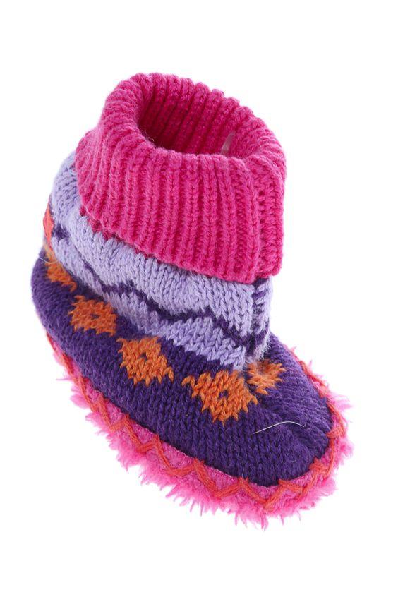 Chaussures Pantoufle CATIMINI - couleur ROSE - matiere Coton