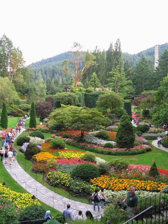Sunken Gardens Florida Usa America Pinterest Gardens British Columbia And Inspiration