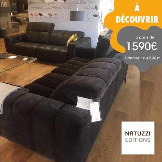 Canape Natuzzi Editions Mobilier De Salon Maison Italie Canape En Cuir