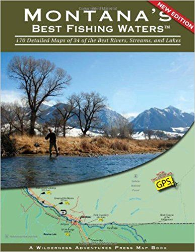 monata fishing maps and guide