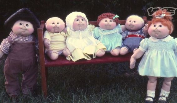 Truth About Cabbage Patch Kids - Martha Nelson Thomas and Cabbage Patch Kids