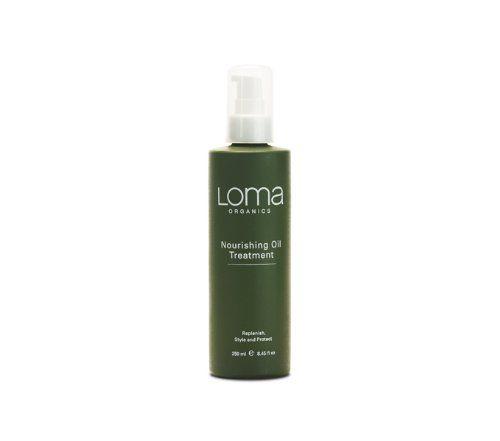 Loma Organics Nourishing Oil Treatment 8.45 Oz