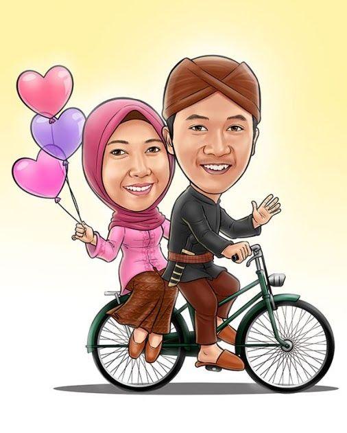 34 Gambar Kartun Sepeda Onthel Karikatur Naik Sepeda Ontel Jasa Uyan Karikatur Pilih Download Wallpapers Sepeda Wallpaper C Di 2020 Kartun Desain Karakter Animasi