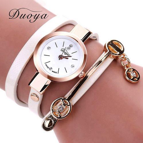 The 'Duoya' Collection Quartz Bracelet Watch