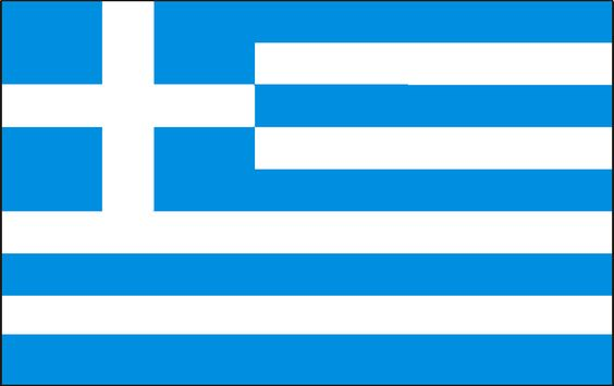 Printable greek flag olympics pinterest flags and for Greek flag template