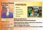 Artista Pernambucano  ATELIÊ-escola de arte Joaz Silva Arte e Cultura.