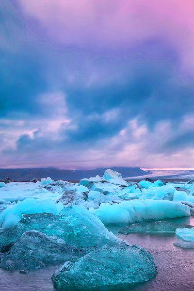Iceland on the road: Jokulsarlon by Alematrix