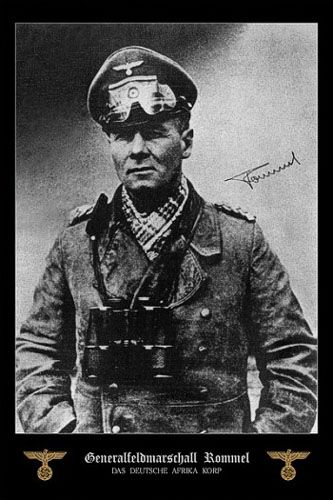 biography of erwin rommel also known as desert fox german field marshal General field marshal erwin rommel is widely regarded as one of germany's finest  (also known as the battle of  erwin rommel: quotes & biography related study.