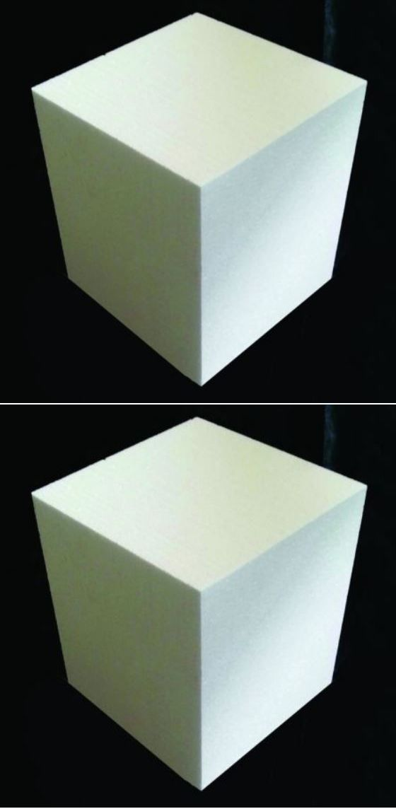 Styrofoam Forms 41200 Styrofoam Block 12 X 12 X 12 Eps Polystyrene Craft Hotwire Foam Buy It Now Only 10 On
