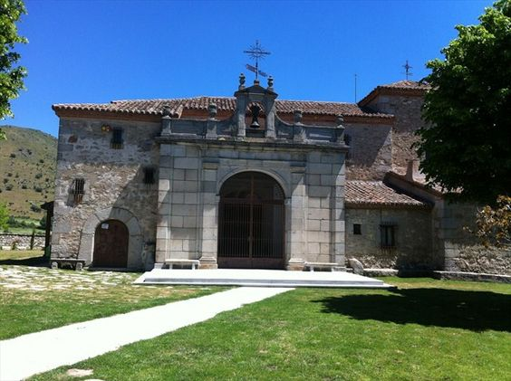 Ermita Cristo del Caloco de El Espinar  (Segovia)