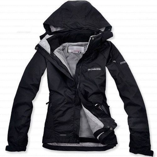 Details about WOMENS Climbing 2in1 SKI Jacket COAT snow Hiking ...